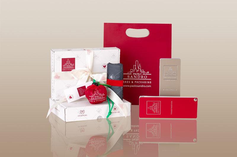 Muster & Samples -Tragetaschen & Verpackungen