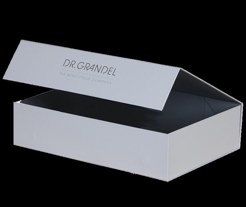 Exklusive Klappbox mit Magnetverschluss